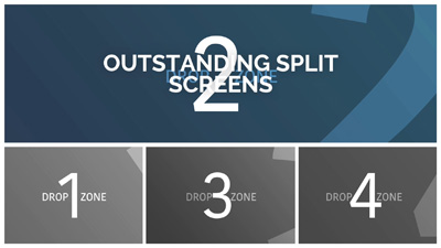 50 Handy Split Screens Exclusively for FCPX