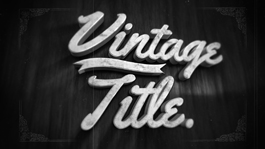 30 + 1 Awesomely Extruded Titles For FCPX And Motion 5