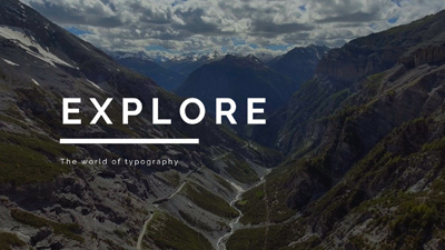 30 Minimalistic And Elegant Titles For FCPX And Motion 5