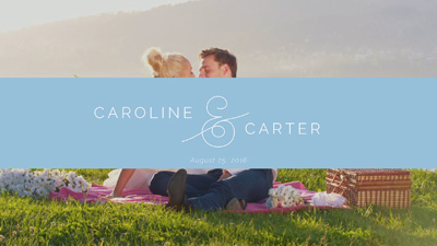 30 Beautiful Wedding Titles For FCPX And Motion 5