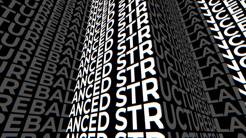 Modern Typography Patterns Exclusively For FCPX