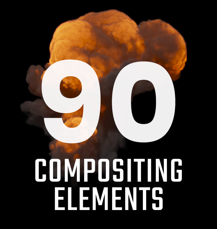 Compositing elements
