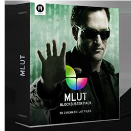 mLUT Blockbuster