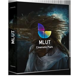 mLUT Cinematic Pack