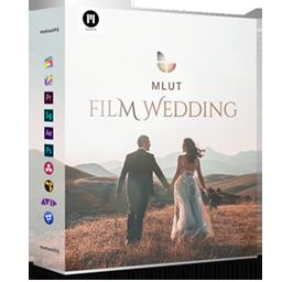 mLUT Film Wedding
