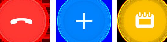 mGrid icons