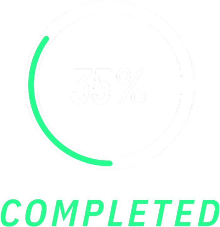 mFitness completion infographics