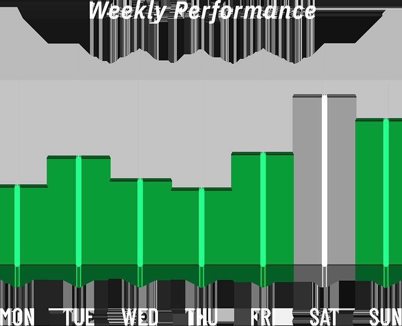 mFitness timetable infographics