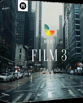 mLut Film 3 box art