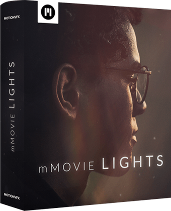 mMovie Lights box art
