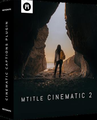 mTitle Cinematic 2 box art