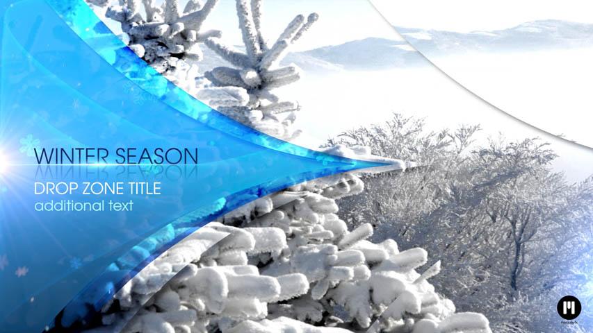 Winter Season Footage Show