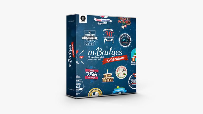 mBadges Celebration
