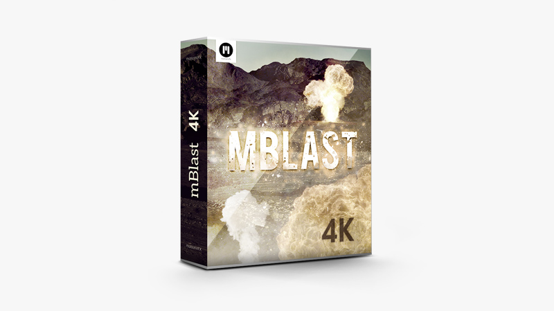 mBlast 4K