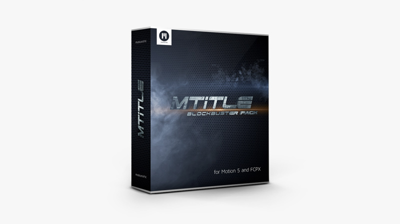 mTitle Blockbuster Pack