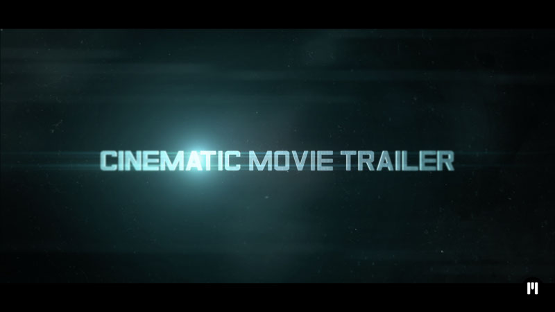 Dynamic Trailer Template for After Effects