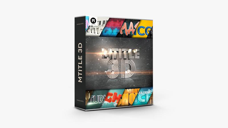 mTitle 3D