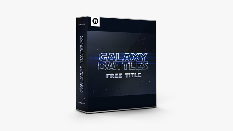 Galaxy Battles Title