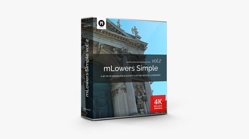 mLowers Simple Pack vol. 2