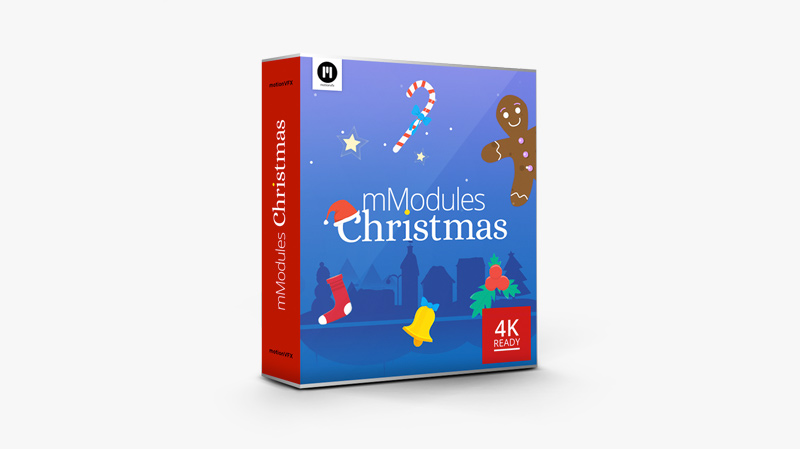 mModules Christmas