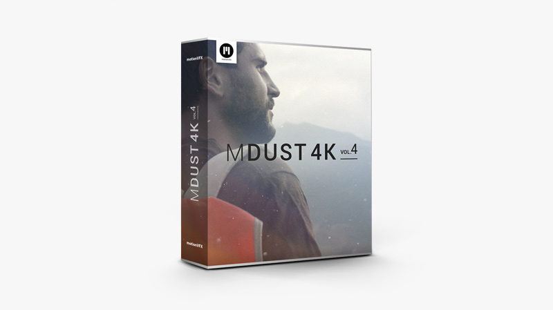 mDust 4K vol. 4