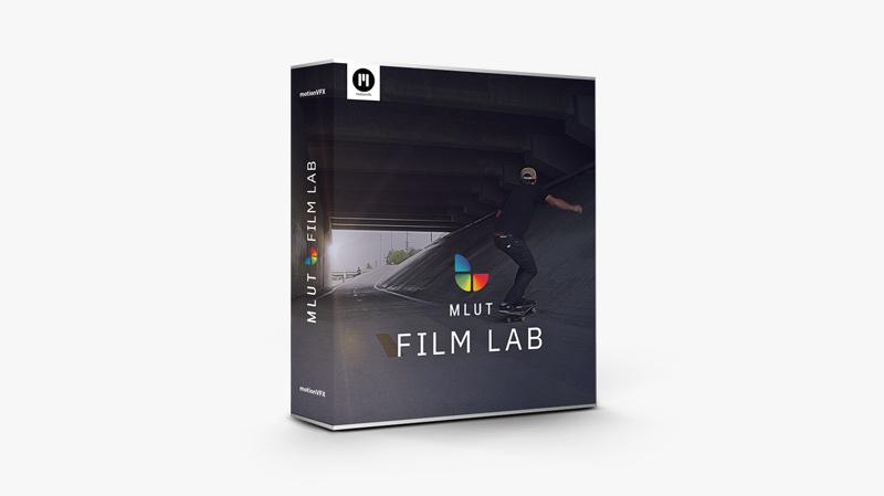 mLUT Film Lab