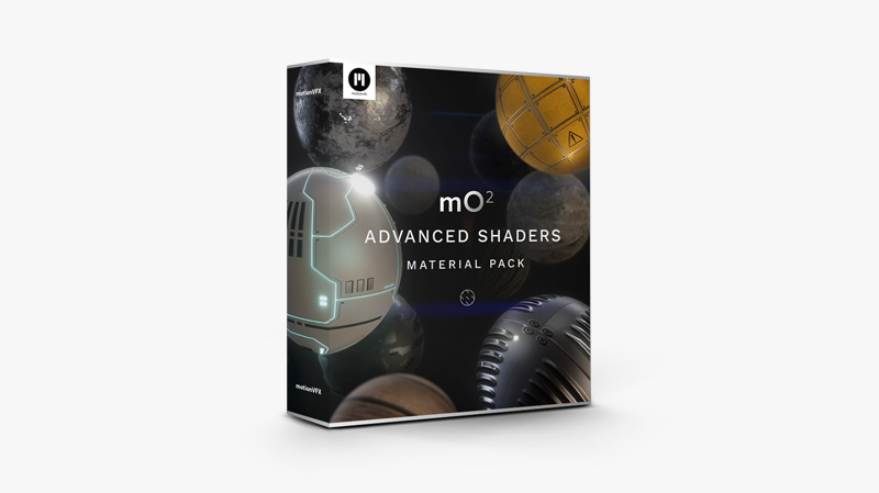 mO2 Advanced Shaders Material Pack