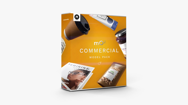 mO2 Commercial Model Pack