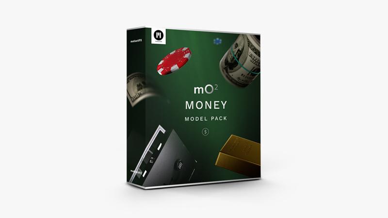 mO2 Money Model Pack