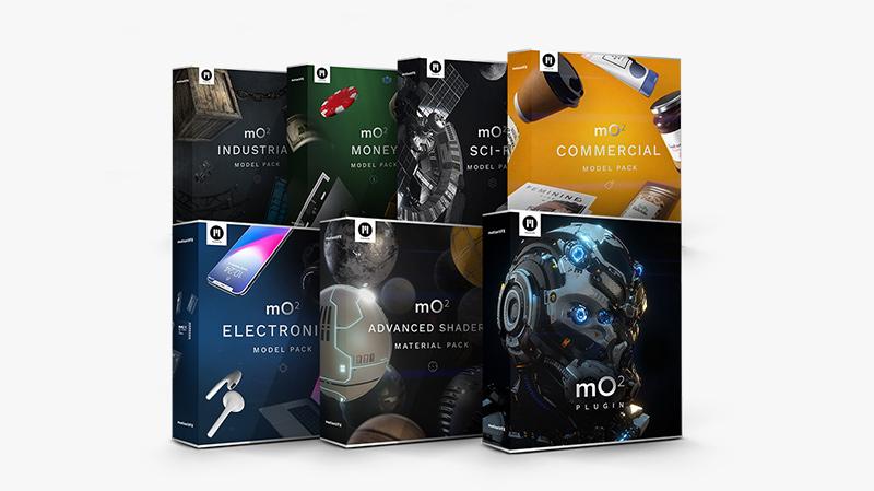 mO2 Studio Bundle