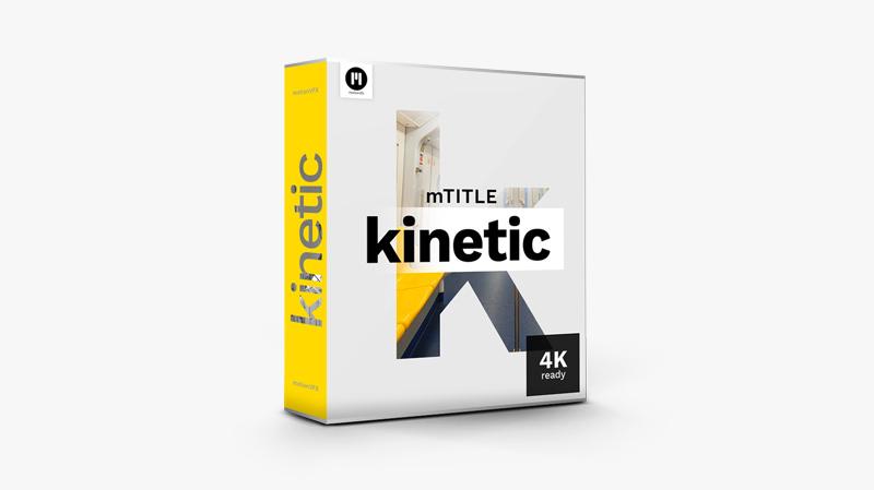 mTitle Kinetic
