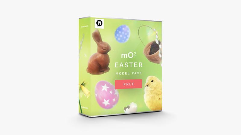 mO2 Easter Model Pack