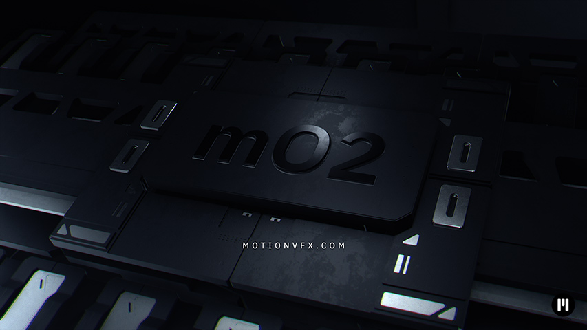 Hi-Tech Intro Template for mO2