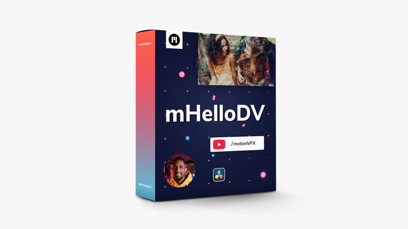 mHelloDV