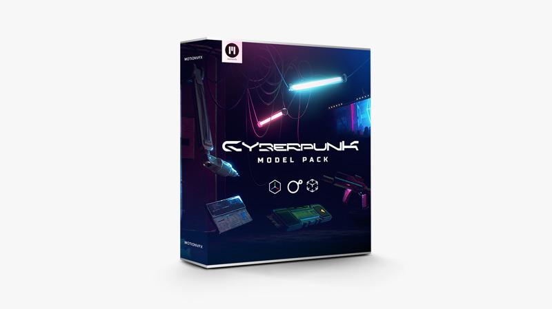 Cyberpunk Model Pack