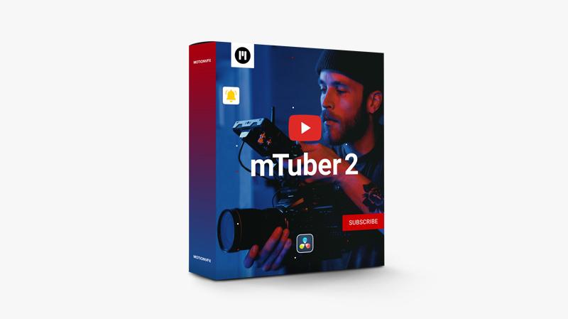mTuber 2 DV