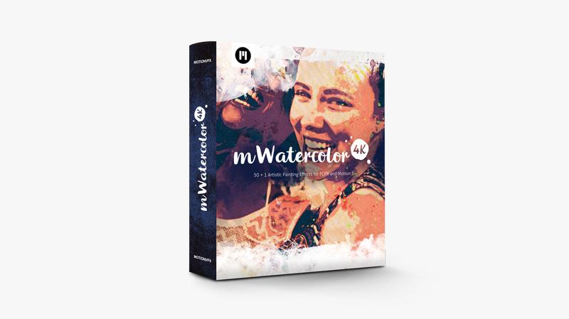 mWatercolor