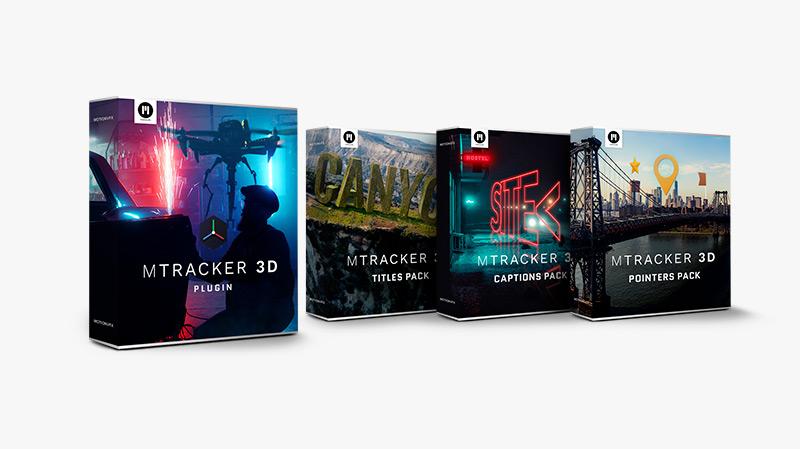 mTracker 3D Essential Bundle