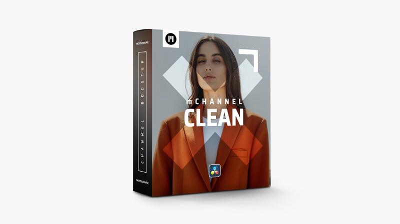 mChannel Clean DV