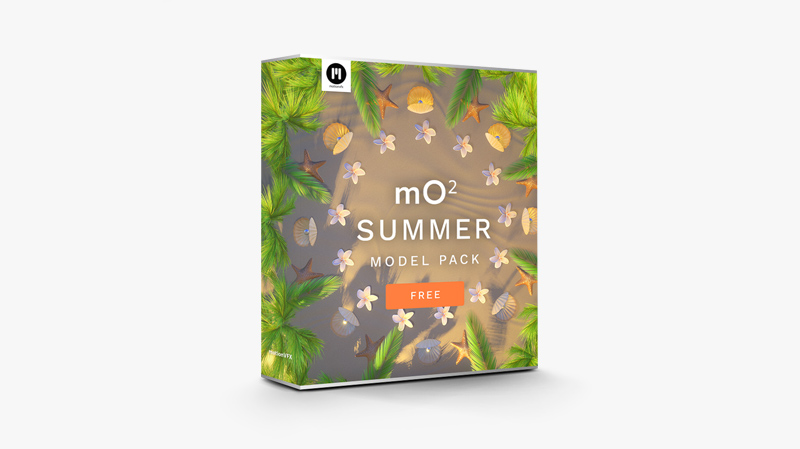 mO2 Summer Model Pack