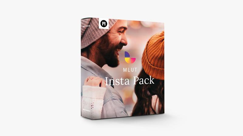 mLUT Insta Pack